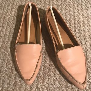 J.Crew Edie Leather Loafer
